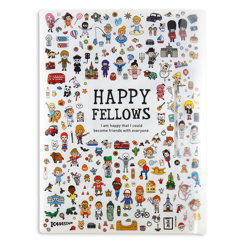 HAPPY FELLOWS