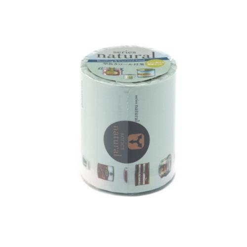 yano design - 型抜きロールふせん / Bottling&Cannedfood